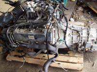 1999 Ford V10 Motor and Transmission 63,000 original