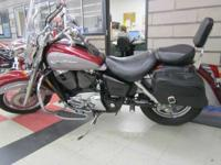 1999 Honda Shadow Aero 1999 Honda VT1100 Shadow Aero