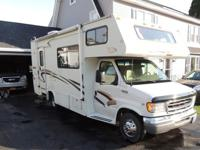 ,.1999 Jayco Eagle 232U motorhome sleeps 4 , This Class