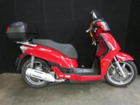 Motorcycles Scooters 1580 PSN . 1999 Kymco PEAPLE 250