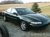 I have for sale or part out a 1999 Pontiac Grand Prix.