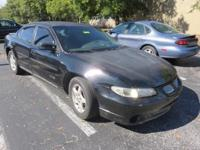 1999 Pontiac Grand Prix GTP, 4D Sedan, 3.8 L V6 Series
