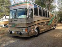 1999 Prevost XL45 by Vision Coach Company. This coach