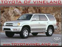 This Gray 1999 Toyota 4Runner Base might be just the