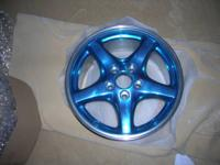 We have 2 1999 Trans am 30th anniv. rims that we had