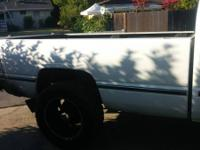 can off my 1997 dodge long bed white  no dents no
