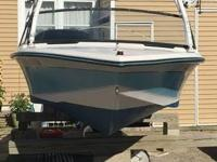 Please call owner Terry at . Boat is in Brant Beach,