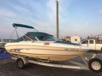 Please call owner Dan at . Boat is in Bayville, New