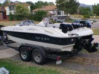 Please call owner Donna at  or . Boat is in Denver,