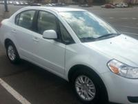 2012 Suzuki SX4 sedan for sale with less than 7700