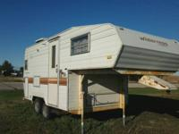 I have a 19 ft camper for sale. It a nice camper does