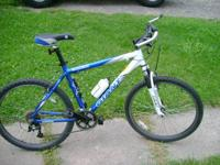 I have 2 Mountain Bikes for sale. The very first one is