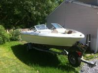 i have a 85 mercruiser sea ray in great shape the