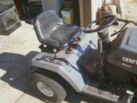 i have a 19 hp twin craftsman 2 gold series lawn