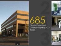 Suite 345. Brand name New Construction! Four Office