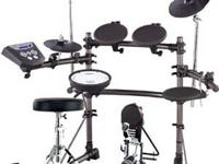 I have for sale a Roland TD-6V Electronic Drum Kit w/