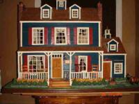 DOLLHOUSE SUPERB CONDITION, LIMITED EDITION of 2500,