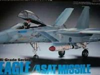 for sale model military jets 1 wwII kit. kits are