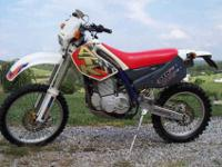 1997 ATK 605 EXTREME the only US. dirt bike manafacture