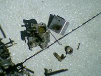 Numerous 60s 70s 18 hp, 25 hp Johnson Evinrude parts-