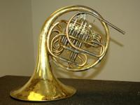 Yamaha YHR-662 French Horn.Completely overhauled,