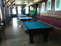 American Billiards Service is a full time mobile pool
