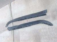 2 pc. front spoiler for 80-82 new $80Coil springs front
