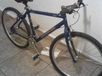 I have a cannondale m300 and. Trek 930 for sale both