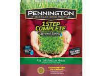 This Pennington Smart Seed 25 lb. Complete Tall Fescue