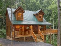 "Gorgeous Gatlinburg Mountain Cabin ""Seasons of the"