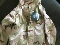 2 BRAND NEW 1 US Army Issue Parka for hunting or any