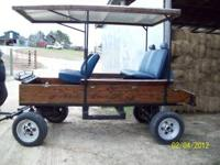 wagon is in excellent condition it has been kept in the