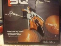 Hi I have a heli max 1SQ quad copter got it for my