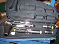 1st Act clarinet and case in excellent condition Asking