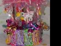 This Candy Carousel Gift is only $10.00! I can create