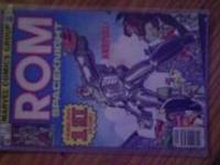 1st issue rom spaceknight marvel comic book listed on