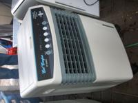 Cool Comfort Portable Air Cooler w/ Ionizer Cooling