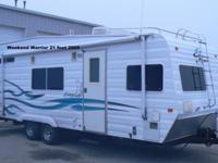 ''/2005 Weekend Warrior 21 FK 15 foot cargo areaGross
