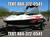 Here is a really desirable Sea Doo Speedster 200 Wake