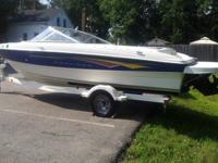 ,.,.,.,2007 BAYLINER 185 BOWRIDER. THE TOPS OF THE