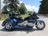 ........HONDA GOLDWING GL1800 ROADSMITH TRIKE BY TRIKE