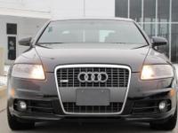 Car Description2008 Audi A6 3.2 L Quattro S-Line Only