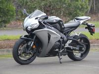 2008 Honda CBR1000RRTheres nothing like a literbike