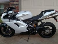 .,.,,,2013 Ducati 848 EVO for sale. Bike is 100%