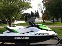 ,./,2013 Sea Doo GTS 130 jet ski's with trailer. Both