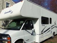 ,.;;2001 Forest River Sunseeker LE 29' Motorhome with 8