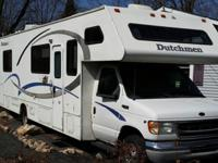 ...;;;2002 Ford Dutchmen 31' Class C Motor Home RV with