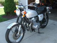 Original 1973 Honda CB750. Clear title in hand. VIn