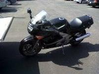 Up for sale is a 1994 Kawasaki Ninja 600r. Well