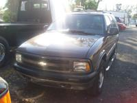 1997 Chevy Blazer 4x4 203K miles New runs and drives